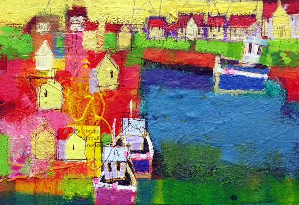 Port Seton by francis boag