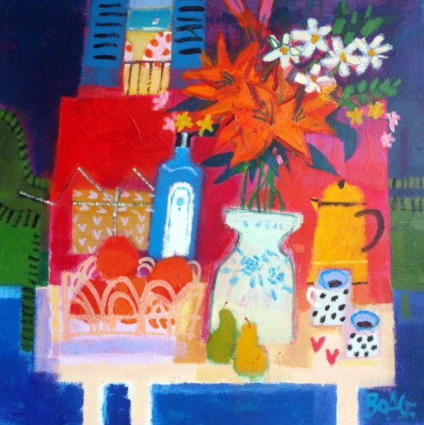 Summer Table 1 by francis boag