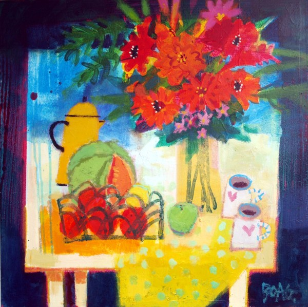 Summer Table 2 by francis boag