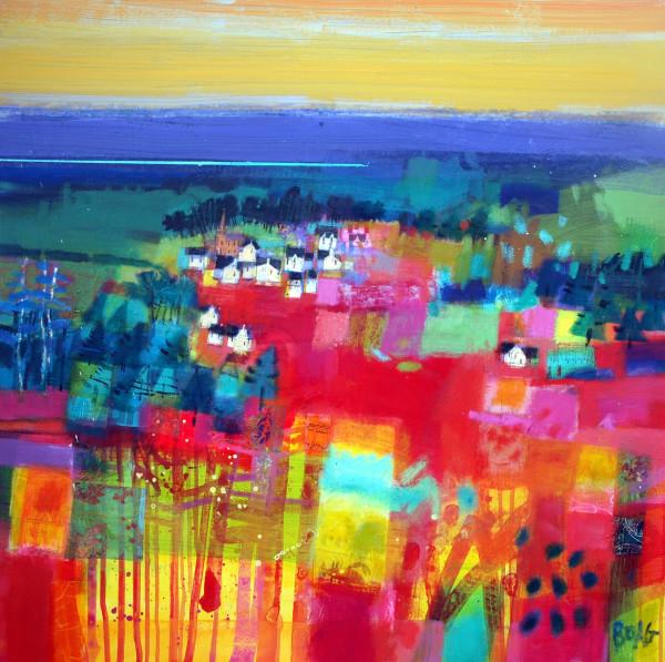 Moray Farmlands by francis boag