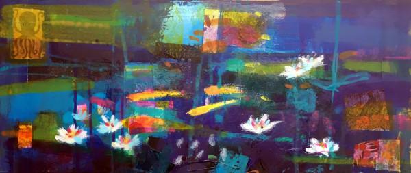 new pond, Ury 2 by francis boag