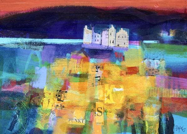 Kilchurn Castle by francis boag