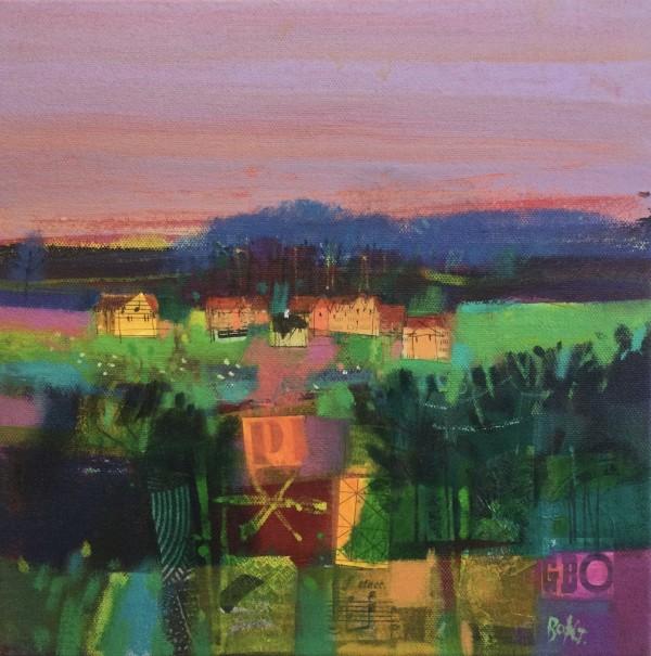 Bungehurst farm study by francis boag