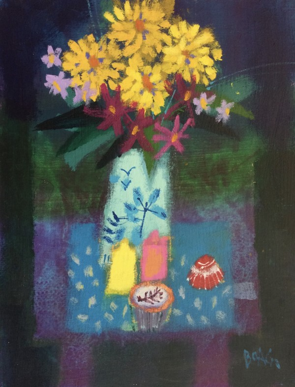 More cakes and flowers by francis boag