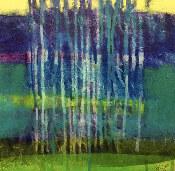 Ury Birches by francis boag