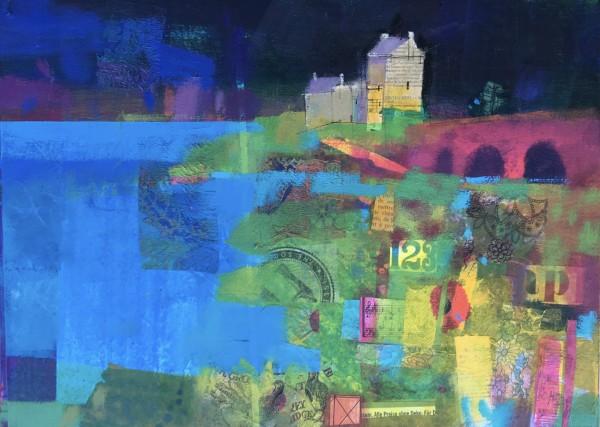 Eilleen Donan Castle by francis boag