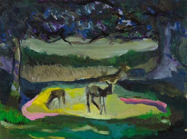 Deer Deer by xuanlin ye
