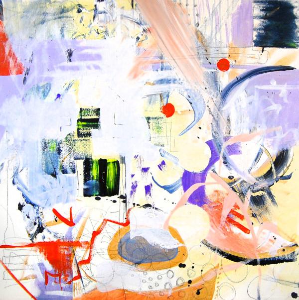 Cosmic Lullaby by Joanne Probyn