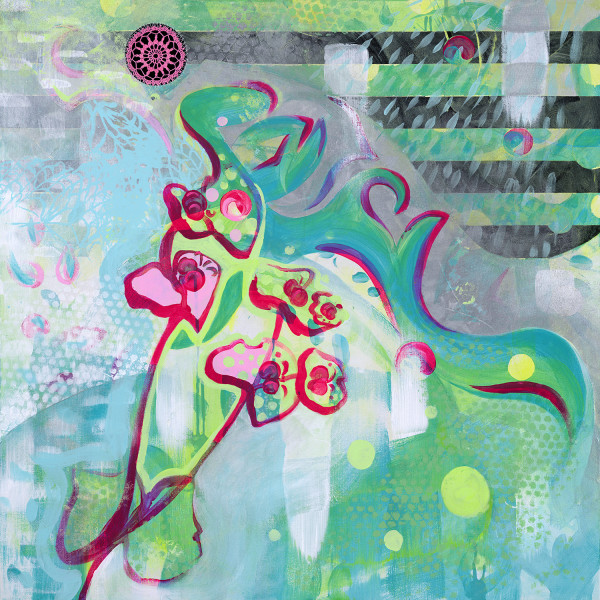 Krewzin' by Joanne Probyn