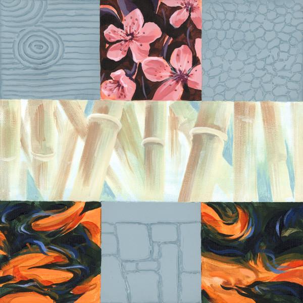 Zen Garden (Limited Edition) by Joanne Probyn