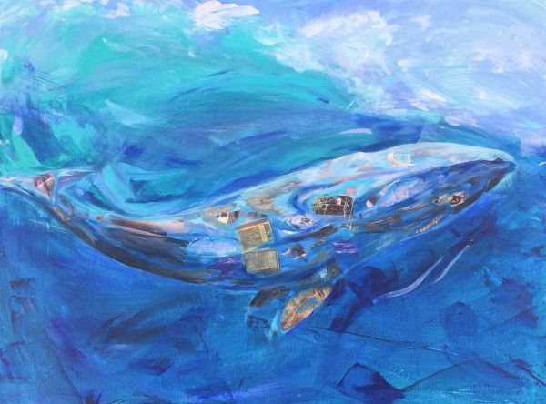 What Makes a Blue Whale by Michelle Boerio