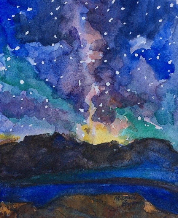 Some Clear Night by Michelle Boerio