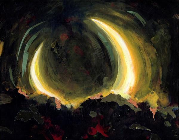 Solar Eclipse by Michelle Boerio