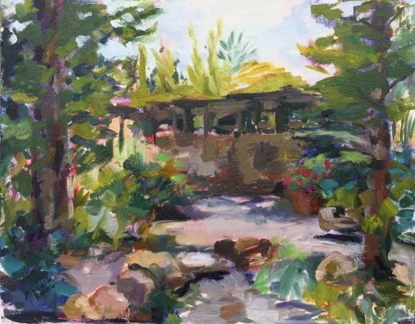 Summer Path by Michelle Boerio
