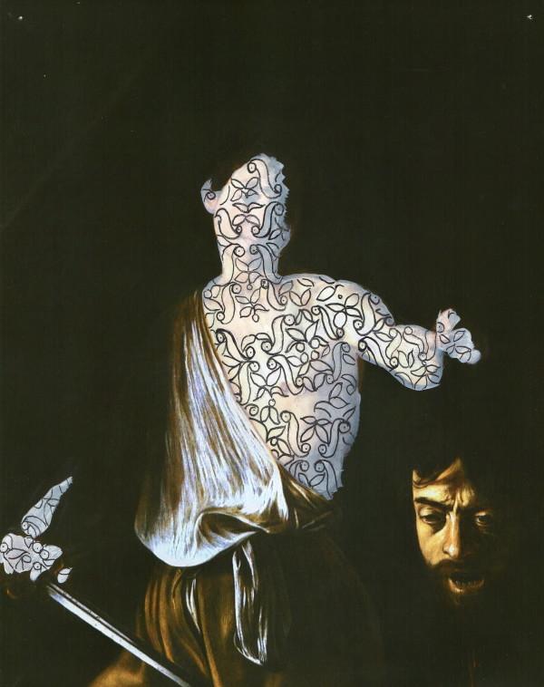 On Caravaggio's David with the Head of Goliath by Michelle Boerio