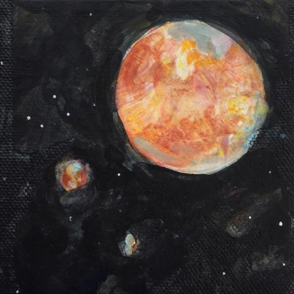 Mars in Miniature by Michelle Boerio