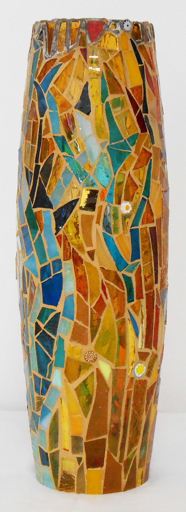 Transformation (vase) by Andrea L Edmundson