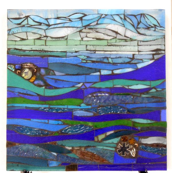Ocean Asperitas by Andrea L Edmundson