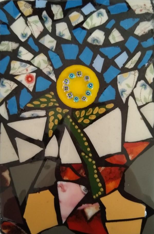 Flora Feliz by Andrea L Edmundson