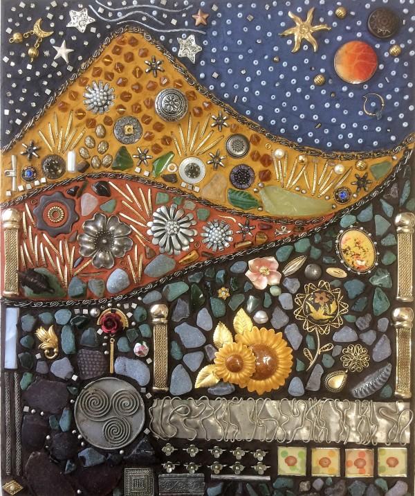 Garden Nirvana by Andrea L Edmundson