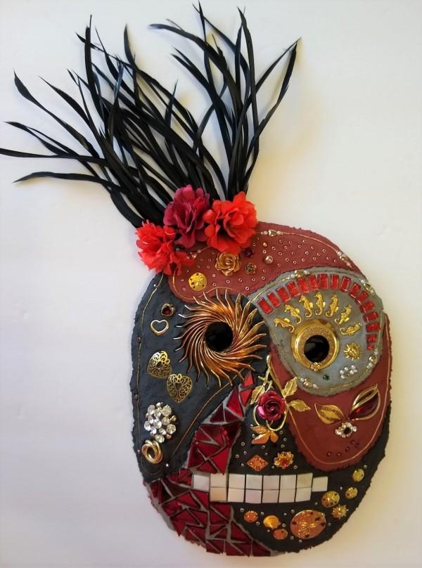 Mi Mascarilla (mask) by Andrea L Edmundson