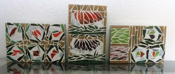 Sushi Series by Andrea L Edmundson