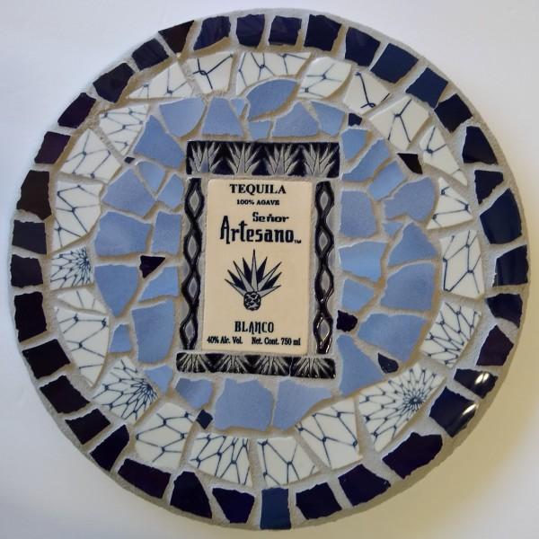 Tequila (trivet) by Andrea L Edmundson