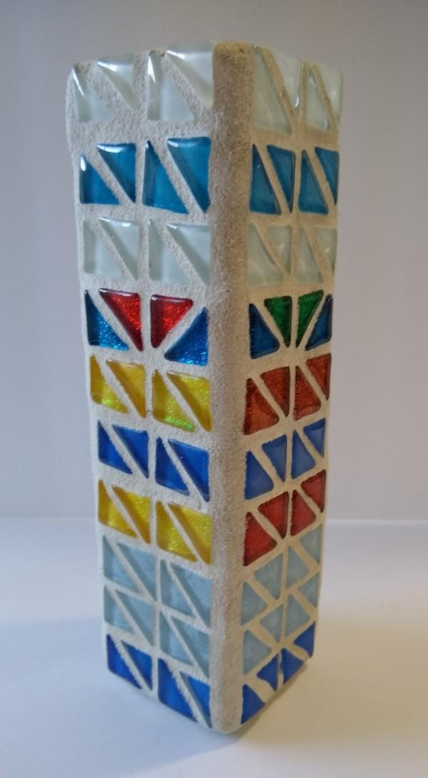 Video Two (glass vase) by Andrea L Edmundson
