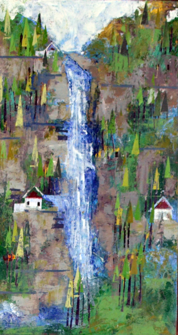 The Falls by Mara Manning