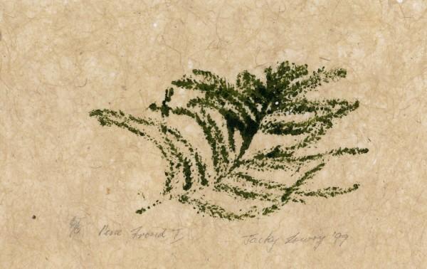 Pine Frond 1, 2-6, by Jacky Lowry