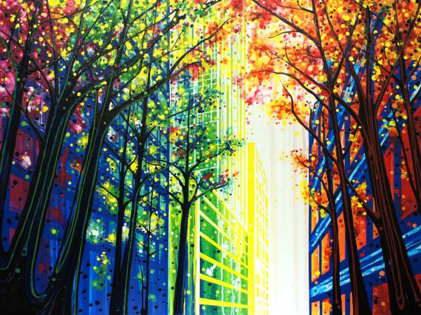 Street Lights (New York + London)
