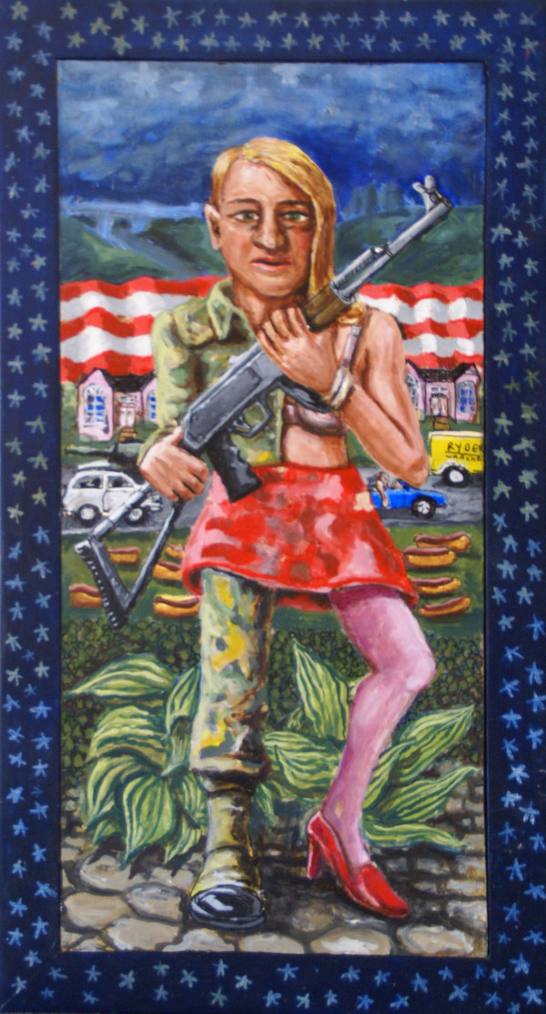 American Camoflauge by Alan Powell