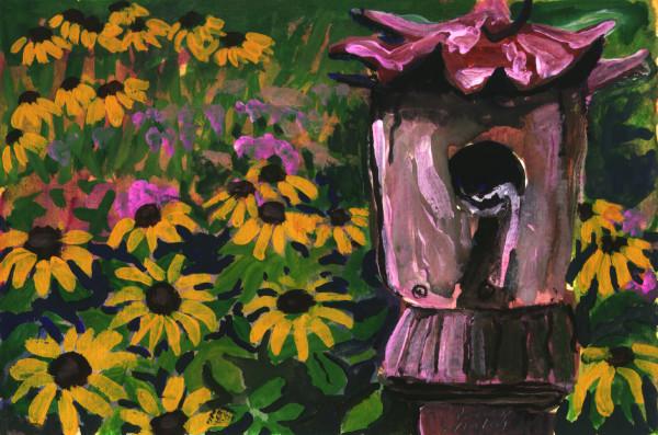 August 10, 2007 Bird House by Alan Powell
