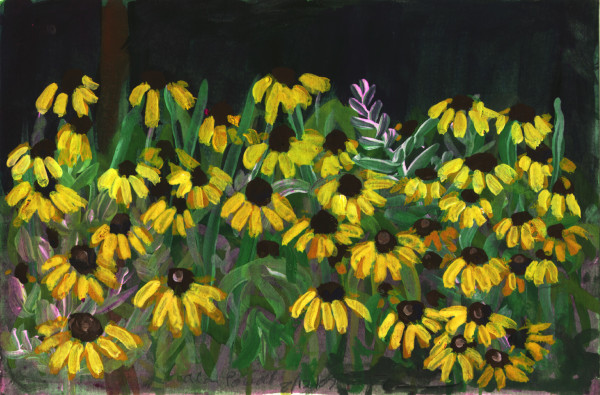 August 12, 2007 Black Eyed Susan by Alan Powell