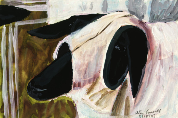 August 18, 2007; Sheep Grange County Fair by Alan Powell