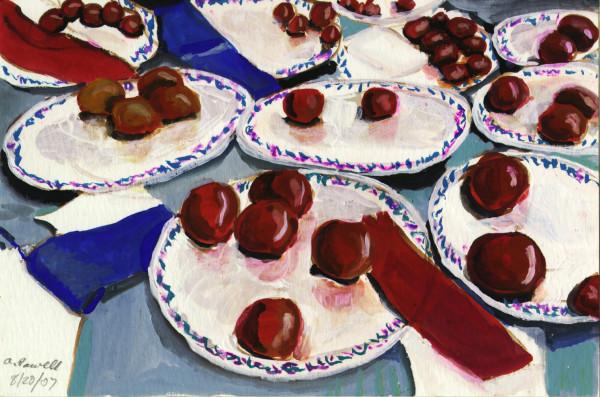 August 20, 2007; Chocolates Grange County Fair by Alan Powell