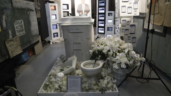 White Trash Gardens by Alan Powell