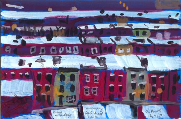 December 4, 2007;  Mom's Window  by Alan Powell