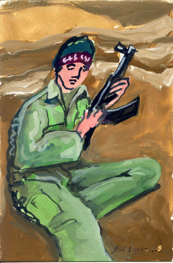 January 1, 2007 Soldier by Alan Powell