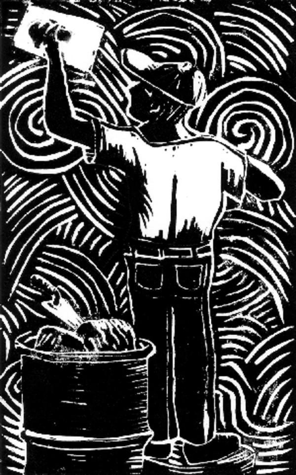 The Mason by Alan Powell