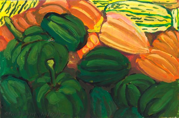 October 13, 2007; Pumpkins by Alan Powell