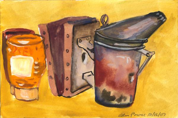 October 15, 2007; Honey by Alan Powell