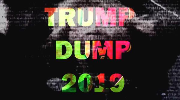 Trump Dump by Alan Powell