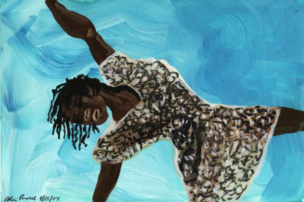 September 15, 2007; Dancer by Alan Powell