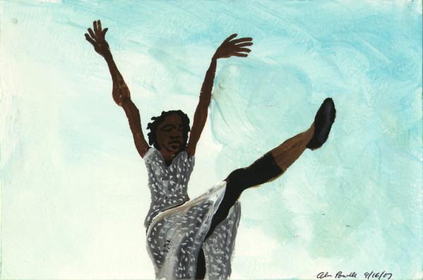 September 16, 2007; Dancer by Alan Powell
