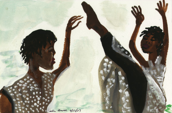 September 17, 2007; Dancers by Alan Powell