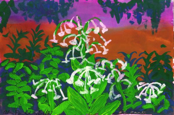 September 21, 2007; Garden  by Alan Powell