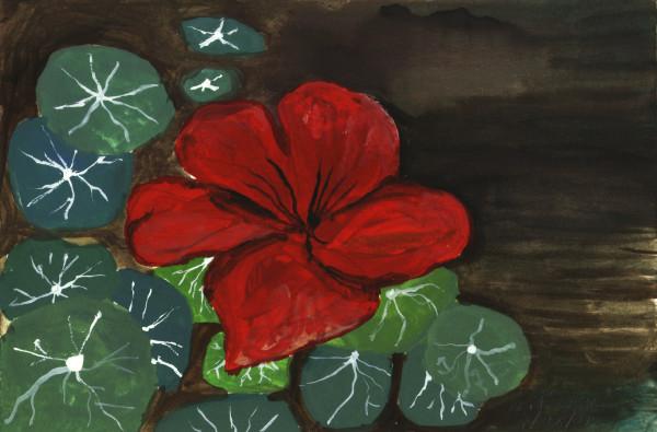 September 28, 2007; Flower by Alan Powell