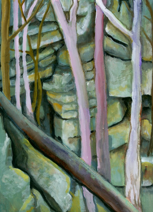 Bear Cliff by Alan Powell