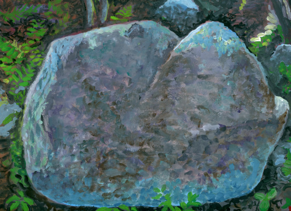 Crazy Rock by Alan Powell